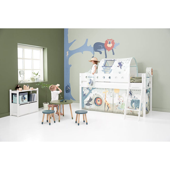 Play curtain - Safari - Kids Furniture | Flexa USA