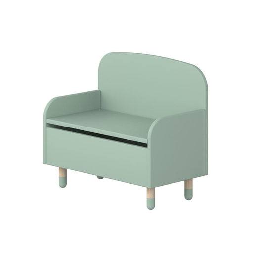 Play - Storage bench - Mint green - Storage