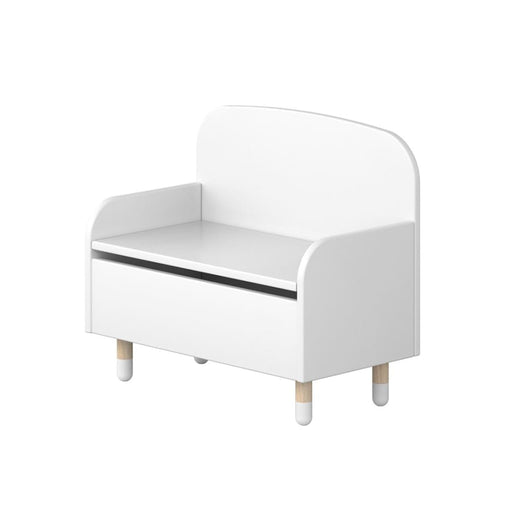 Play - Storage bench - White - Storage