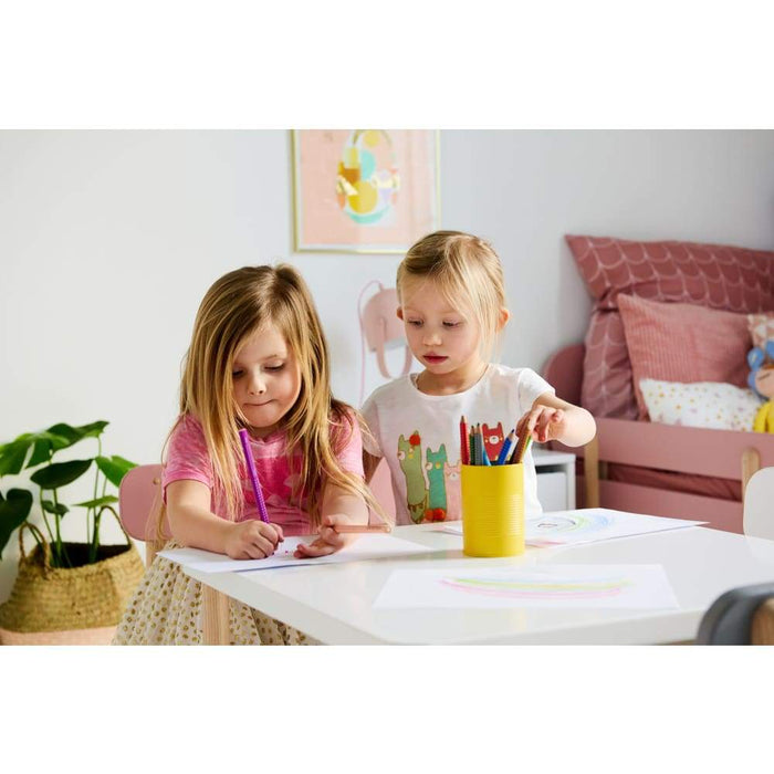Play - Table - White - Kids Furniture | Flexa USA
