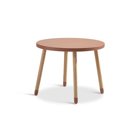 DOTS - Children's table - Cherry - Kids Furniture | Flexa USA
