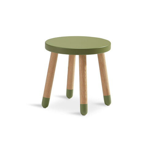 DOTS - Children's Stool - Kiwi - Kids Furniture | Flexa USA