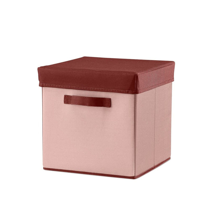 Storage box -Misty Rose - Kids Furniture | Flexa USA
