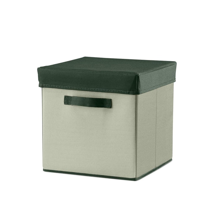 Storage box - Moss Green - Kids Furniture | Flexa USA