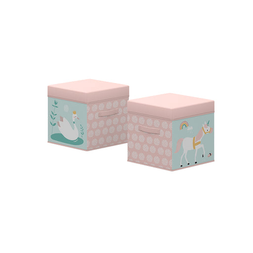 Storage box - Little Princess - Kids Furniture | Flexa USA