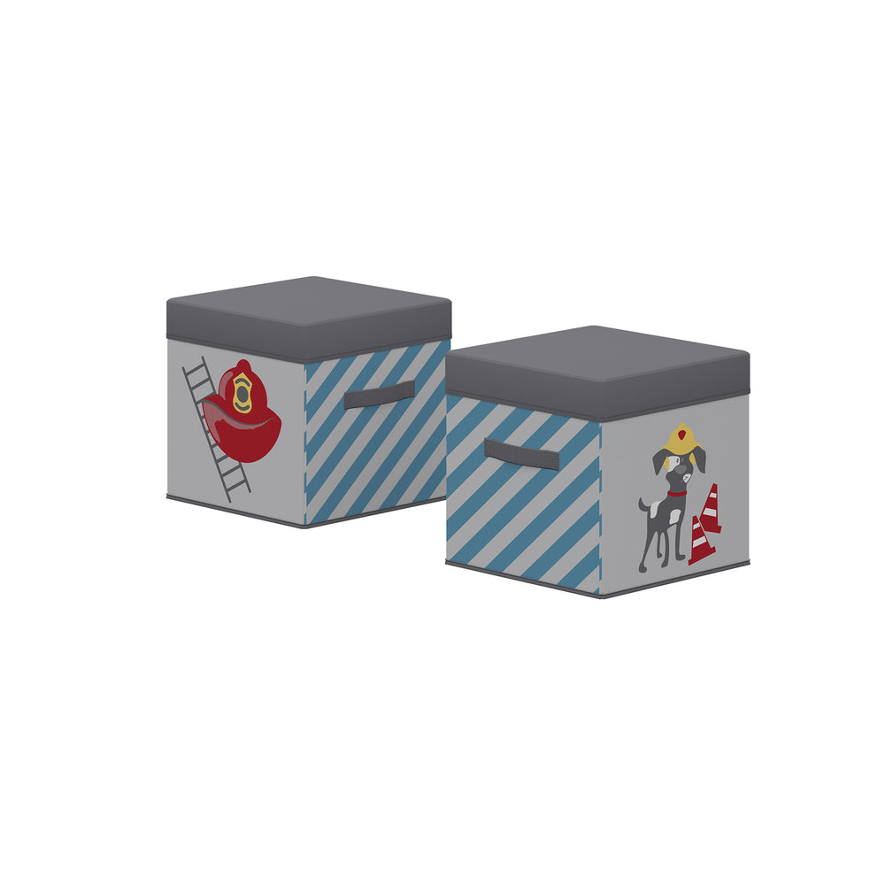 Storage box - Little Heroes - Kids Furniture | Flexa USA