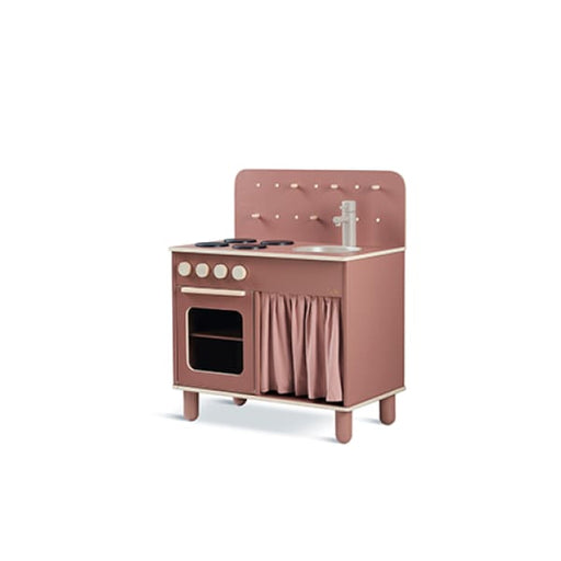 PLAY - The Kitchen - Dark rose - Kids Furniture | Flexa USA
