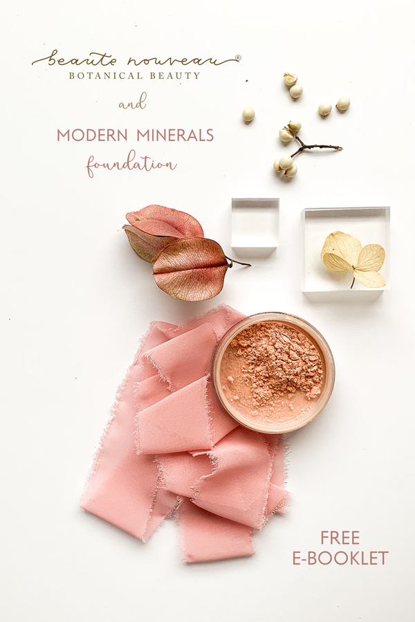 How to Choose & Apply Modern Minerals Foundation- FREE E-BOOKLET