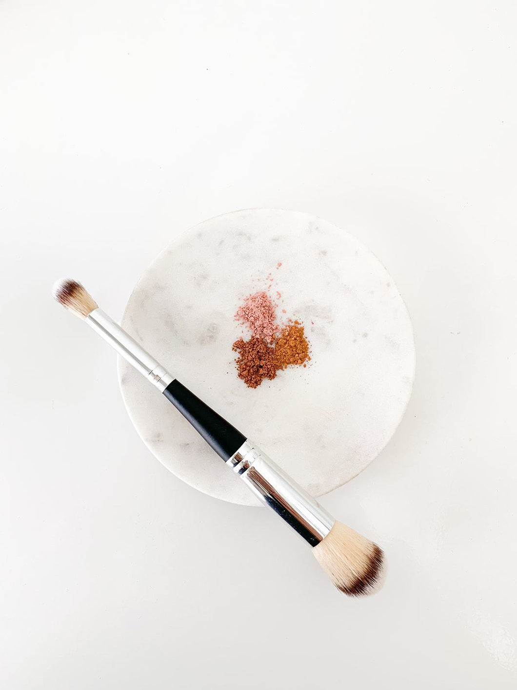 Nook & Cranny Brush for Mineral Powder