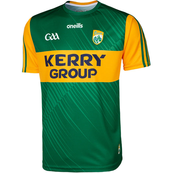 Official Kerry home jersey