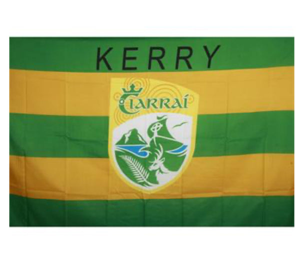 Kerry 5 x 3 foot flag