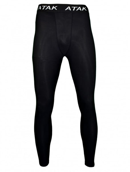 Atak Compression Tights Black