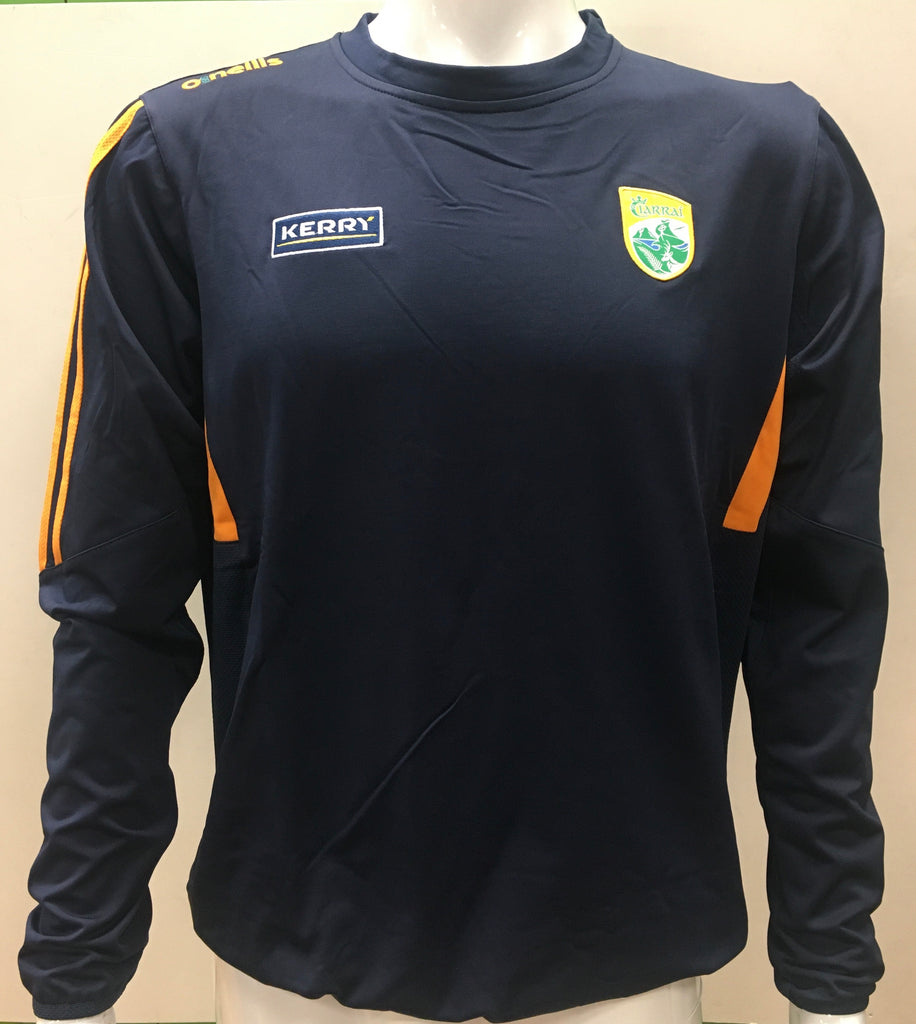 Kerry GAA Raven Crew Neck