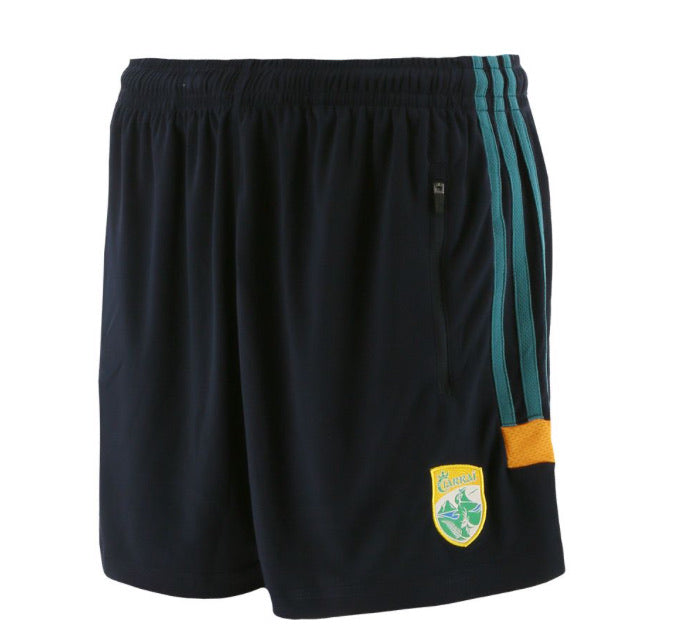 Kerry GAA Raven Shorts