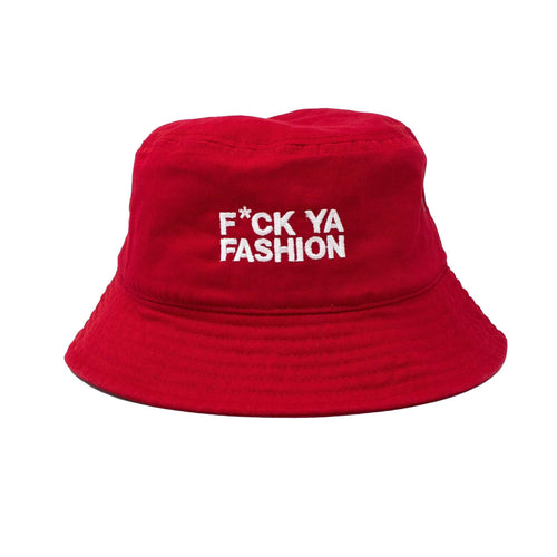 FuckYaFashion.com Hats RED