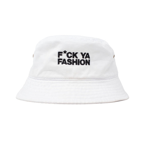 FuckYaFashion.com Hats WHITE