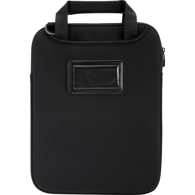 Targus Vertical Slipcase for 12-Inch Laptops with Hideaway Handles in Black