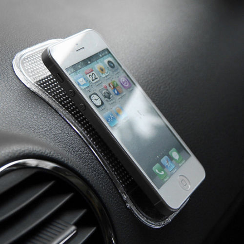 Universal Anti-Slip Smartphone GEL Pad With Grip Technology