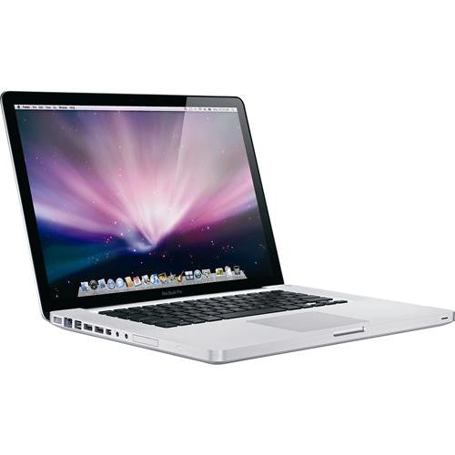 "Apple MacBook Pro 15.4"" Intel Core 2 Duo - 2.53GHz 4GB 320GB MC118LL/A in Silver"