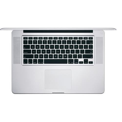 "Apple MacBook Pro Core 2 Duo  2.66GHz 4GB 320GB DVD±RW 15.4"" AirPort OS X w/Webcam in Silver MB985LL/A"