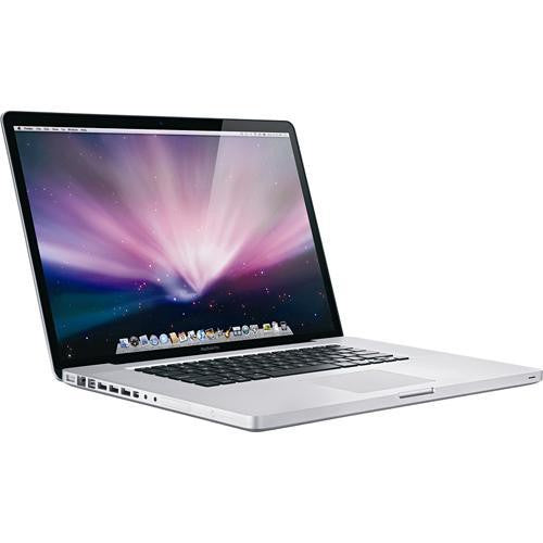 "Apple MacBook Pro 17"" LED Display 2.66GHz Intel Core 2 Duo 4GB 320GB Notebook Computer MB604LL/A"