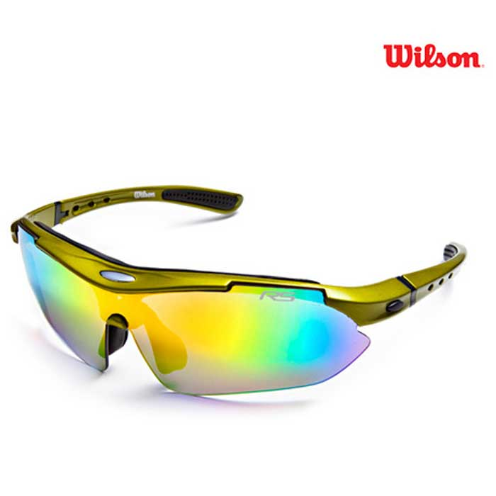 Wilson Sporting W-RS8001 Sunglasses in Green