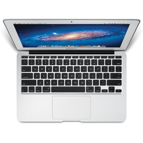 "Apple MacBook Air 11.6"" Core i5-2467M Dual-Core 1.6GHz 4GB 128GB SSD LED Notebook MC969LL/A"