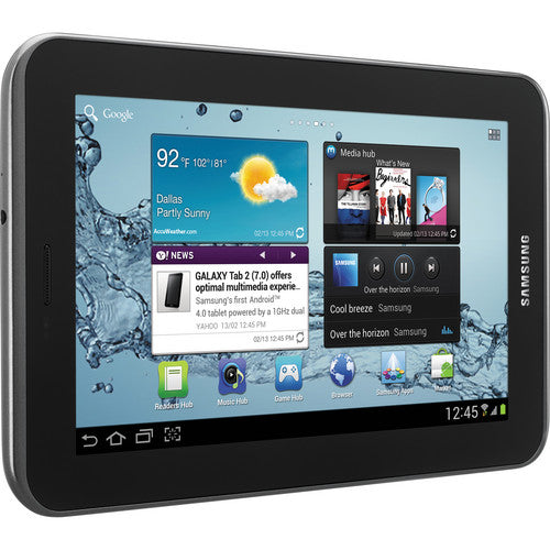 "Samsung Galaxy Tab 2 7"" Tablet 8GB in Silver"