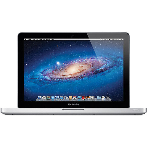 "Apple MacBook Pro 15.4"" Core i7 - Quad-Core 2.3GHz 8GB 1TB DVD±RW in Silver"