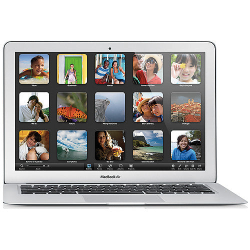 "Apple MacBook Air 13.3"" Core i5 Dual Core 1.8GHz 4GB 128GB SSD LED Display Notebook MD231LL/A"