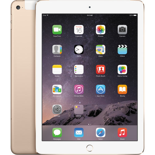 Apple iPad Air 2 with Multi-Touch Retina Display 128GB, Wi-Fi