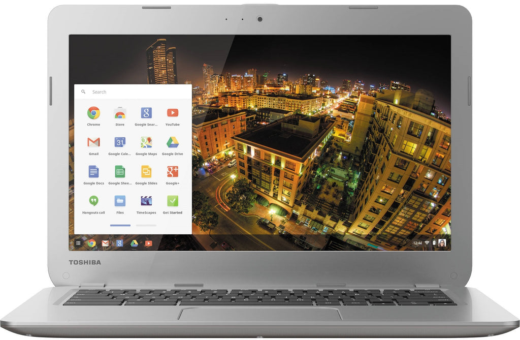"Toshiba CB30-A3120 Dual-Core 1.4GHz 2GB 16GB SSD 13.3"" Chromebook Chrome OS"