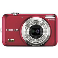 Fujifilm FinePix JX260 14.0MP Digital Camera in Red