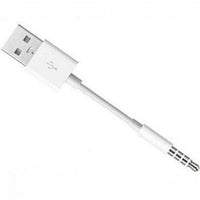 Generic iPod Shuffle USB Charger SYNC Cable 3rd, 4th and 5th