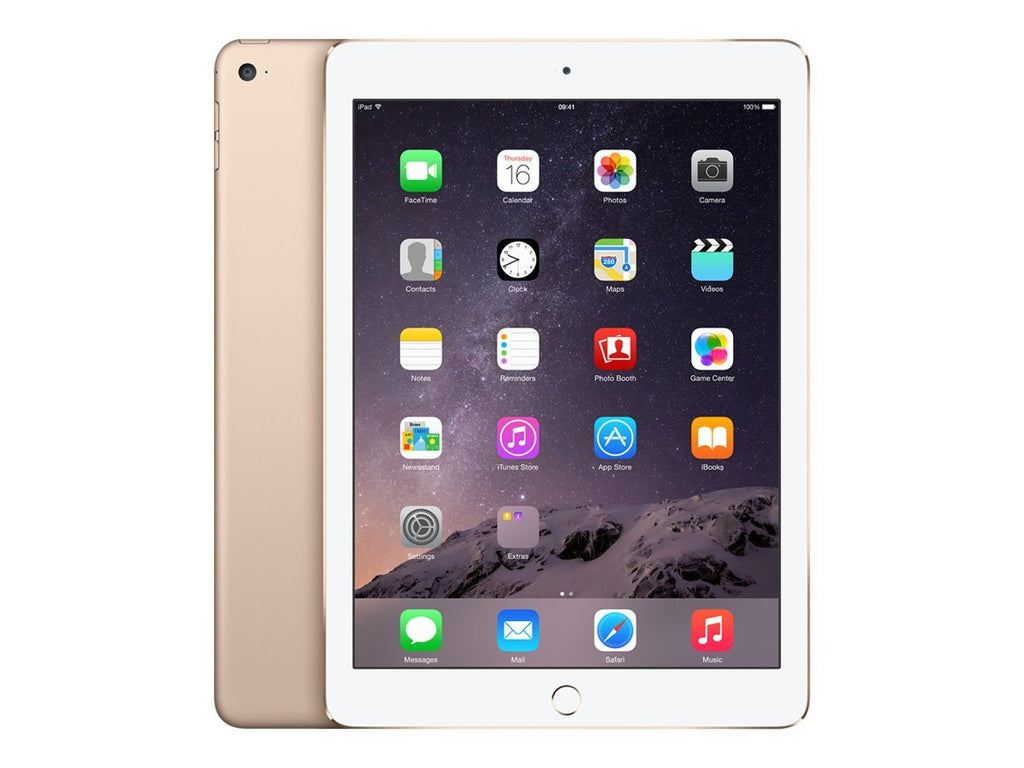 Apple iPad Air 2  9.7 Inch Retina Display 64GB with Wi-Fi in Gold MH182LL/A