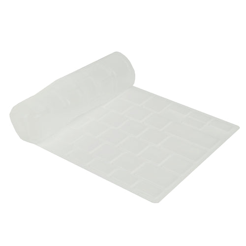 Silicone/Washable Keyboard Protector for Apple MacBook/iMac (Clear)