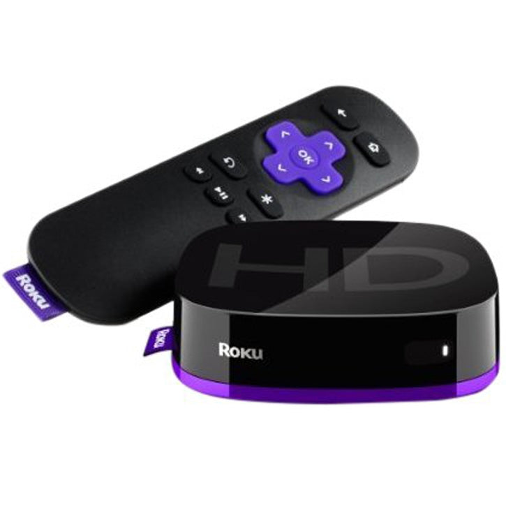 Roku HD Streaming Media Player