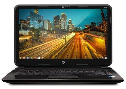 "HP Pavilion 14 Chromebook - Intel Celeron 1.1GHz 4GB 16GB 14.0"" Display Chrome OS"