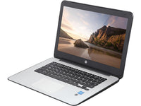 "HP 14 G4 Chromebook 14.0"" Intel Celeron N2840 2.16 GHz 4GB 32GB SSD - T4M33UT"