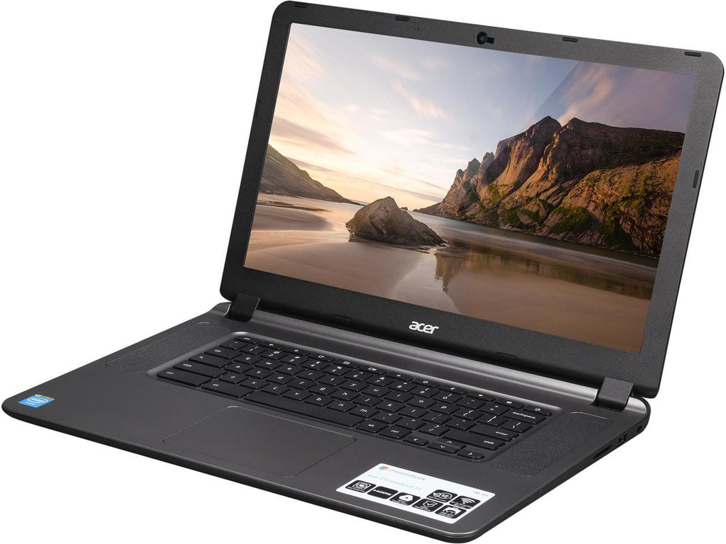 "Acer CB3-531-C4A5 Chromebook Intel Celeron N2830 2.16 GHz 2GB 16GB SSD 15.6"" Chrome OS"