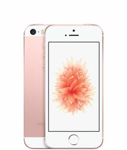 Apple iPhone SE Cellular 16GB in Rose Gold  MLXJ2LL/A