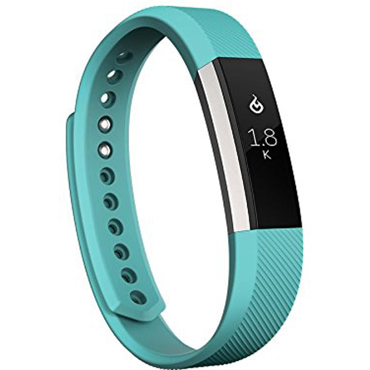 Fitbit Alta Fitness Tracker in Teal in Large