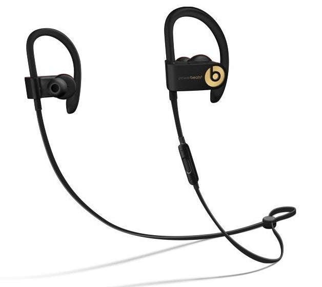 Powerbeats3 Wireless In-Ear Headphones in Trophy Gold
