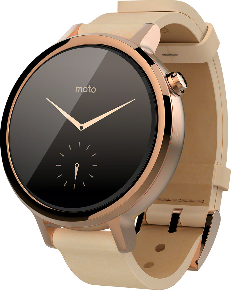 Motorola Moto 360 2nd Generation Smartwatch for Android
