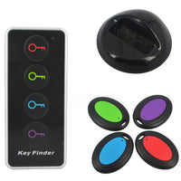 4 In 1 Electronic Key Locator Remote Control With LED Flashlight