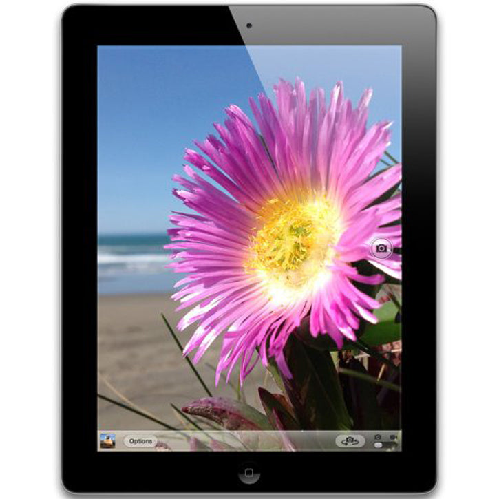 Apple iPad 4th Generation with Retina Display and Wi-Fi  in Black