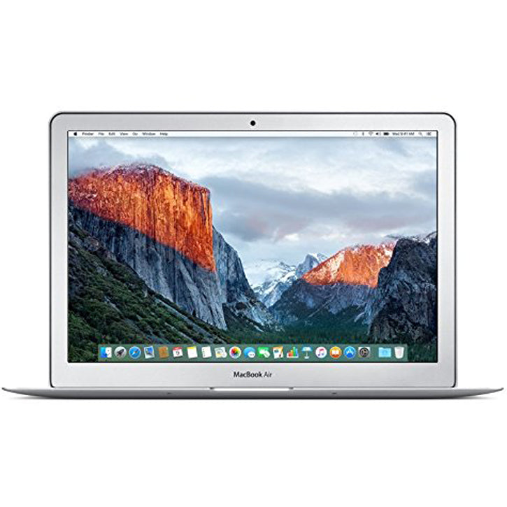 "Apple MacBook Air Core i5-5250U Dual-Core 1.6GHz 4GB 128GB SSD 13.3"" LED Notebook AirPort OS X w/Webcam"