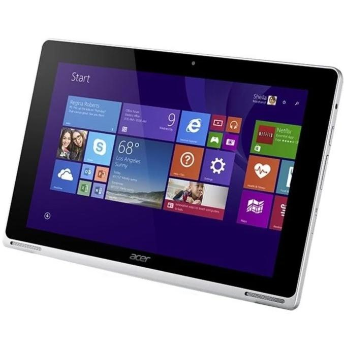 Acer Aspire Switch Windows 10 Pro Tablet w/ 10.1in Display 32GB, Wi-Fi