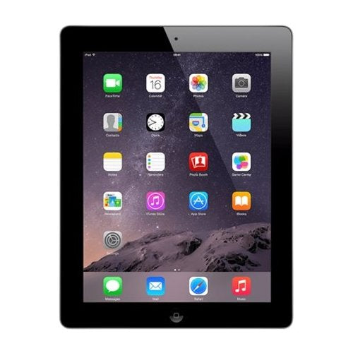 Apple iPad 4 w/Retina Display Verizon LTE + Wi-Fi 16GB - Black
