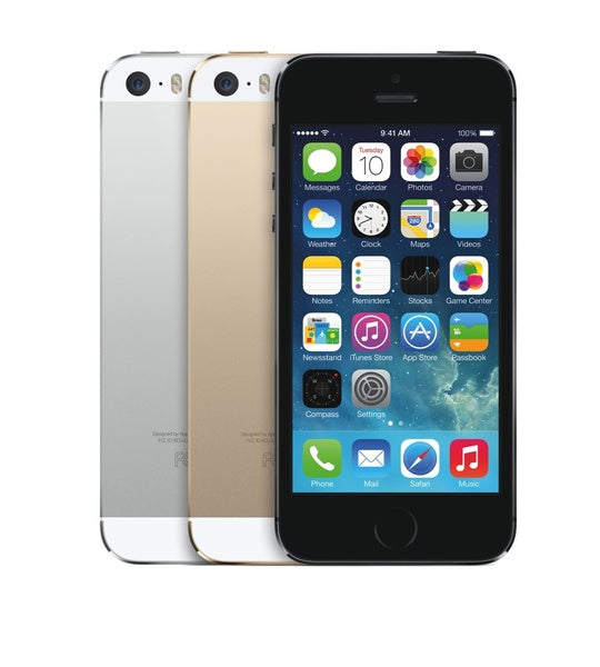 Apple iPhone 5S 16GB 4G LTE - Unlocked